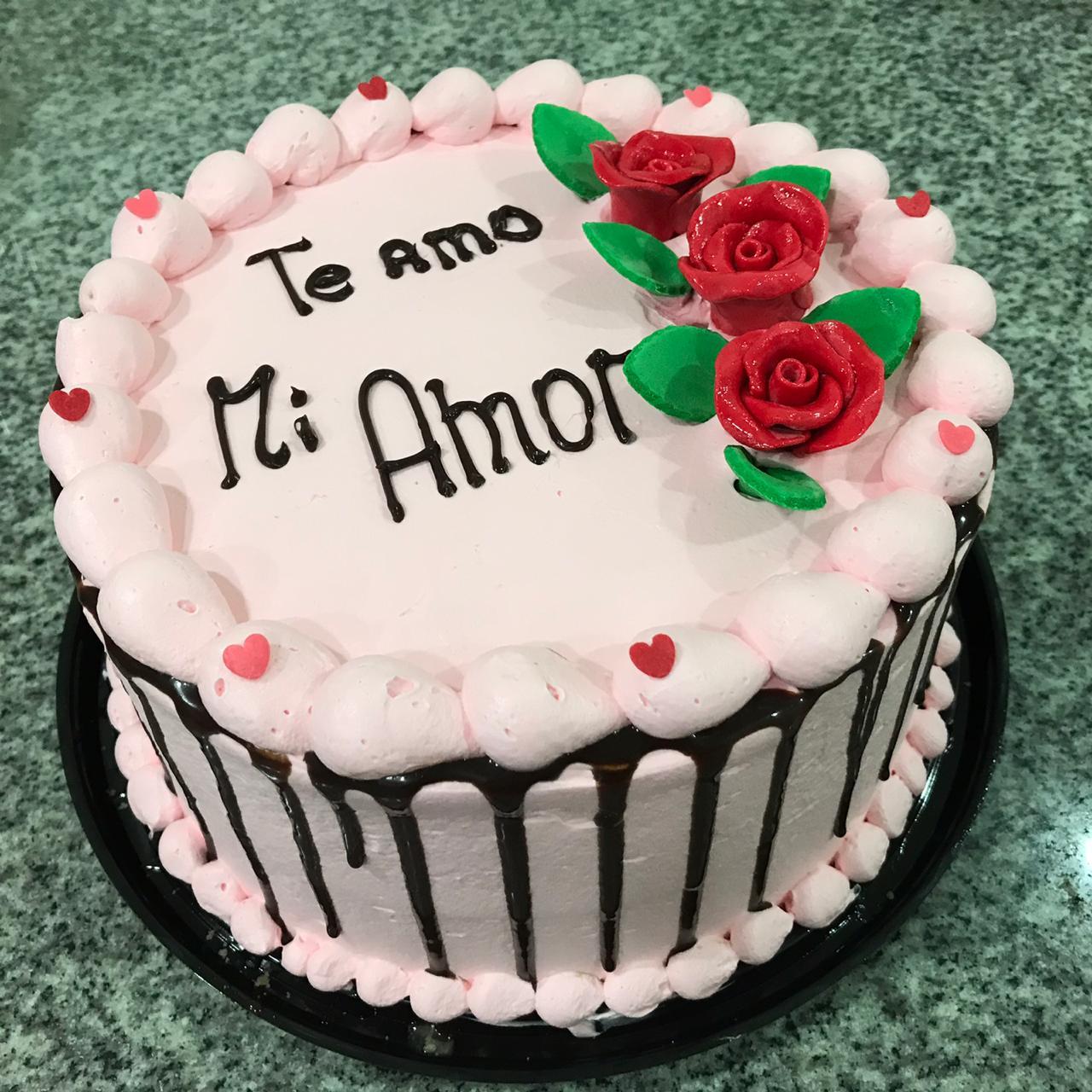 Torta de Bizcocho Tradicional